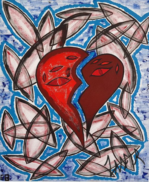 Dark Side Of The Heart By Zamfir