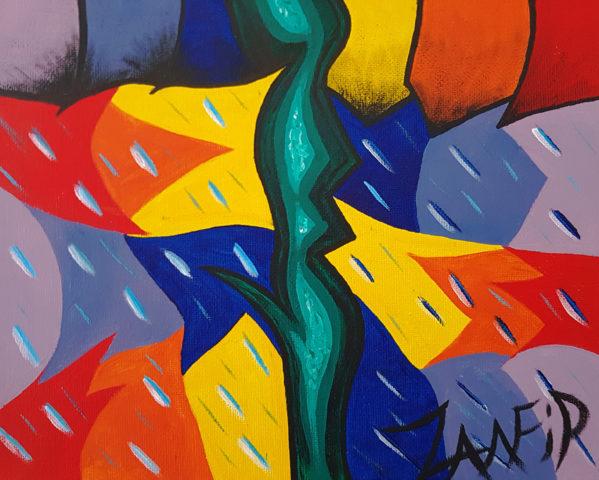 The Bright Side by Zamfir