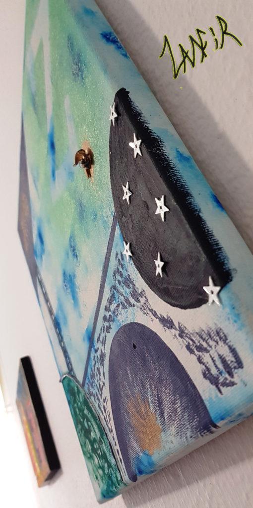 Eilai, Zamfir, Wall Art, School Art